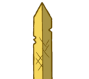 Zardzewiały miecz