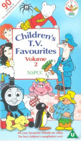 Nspcc Children S T V Favourites Volume Two Postman Pat