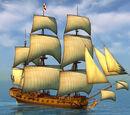 'Mercy' Naval Frigate