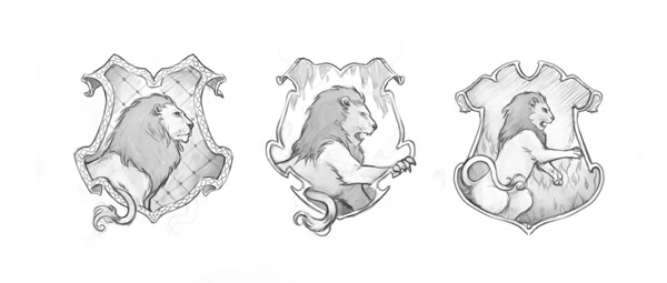 Gryffindor Crest Pottermore Wiki Fandom Powered By Wikia
