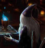 Dumbledore B4C16M1 background