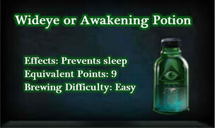 Wideyeawakeningpotion