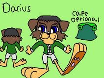 Darius Reference