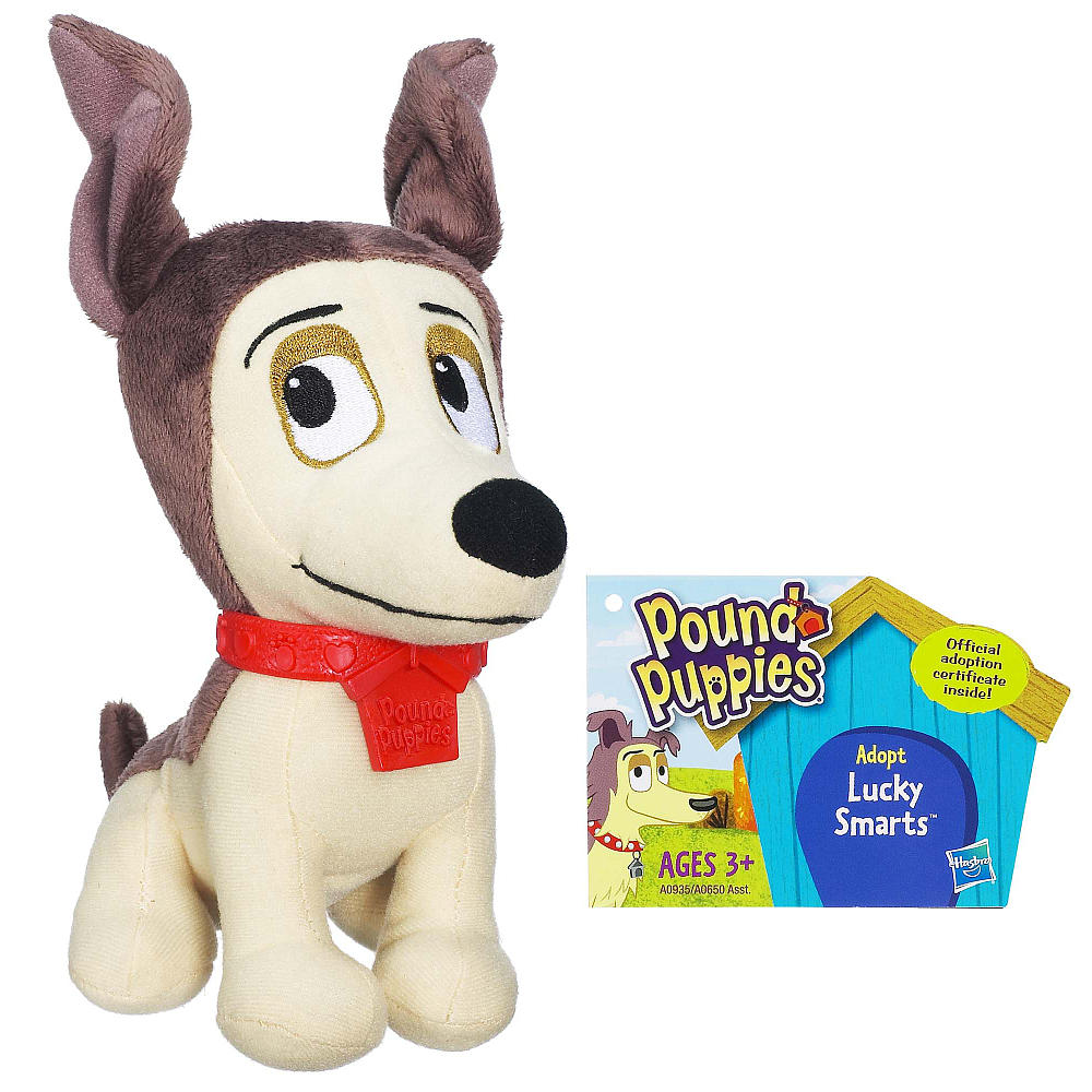 Permalink to 50 Cute Pound Puppies Plush