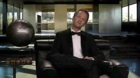 Barney stinson video resume