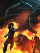 Giant groundhog