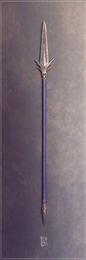 Asmira s Spear by Aikurisu