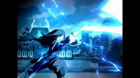 Azula Blue Fire Manipulation
