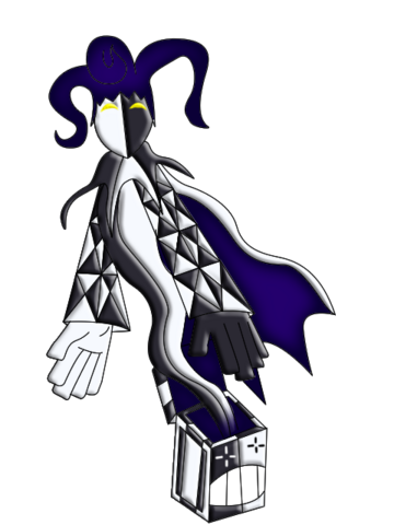 File:Jarleking harlequin pokemon by yshiro14-d4h04ux.png