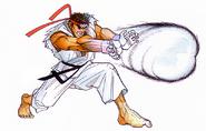 Ryu's Hadouken