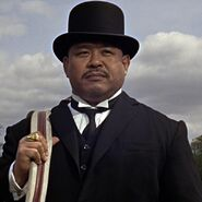 Oddjob Goldfinger James Bond