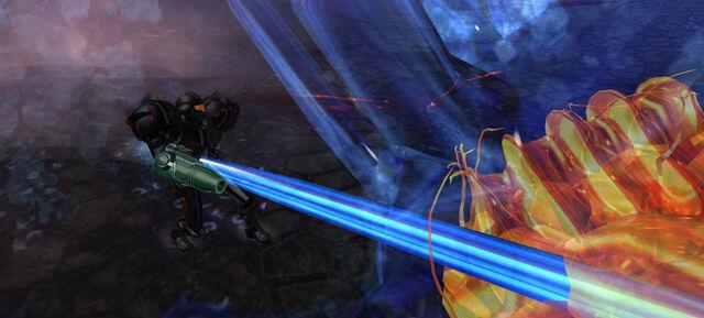File:Prime steals Phazon Suit.jpg
