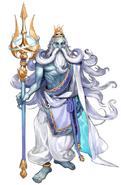 Poseidon Kid Icarus