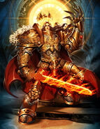 The God-Emperor of Mankind