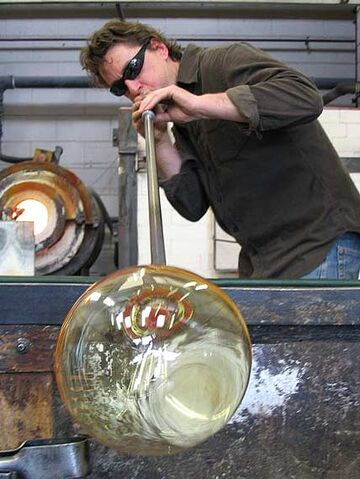 File:Blowing glass.jpg