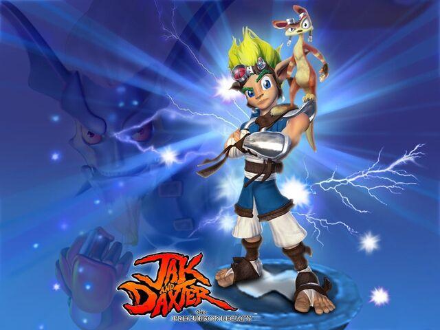 File:Jak & Daxter Poster.jpg