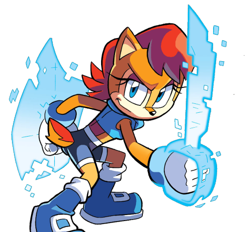 File:Sally Acorn's digital sword and shield.png