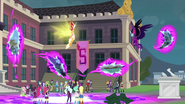 Daydream Shimmer faces Midnight Sparkle EG3
