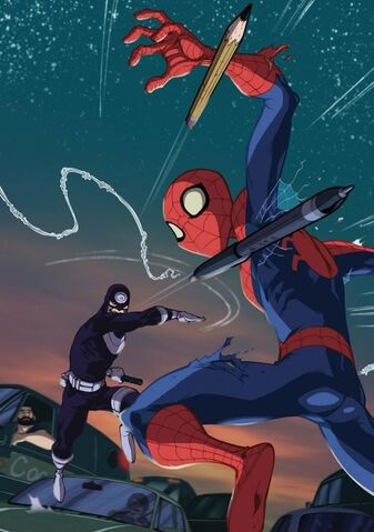 File:The spectacular spider-man animated wb comics.jpg
