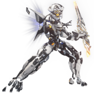 Warden Eternal Halo 5 Guardians