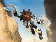 Bionicle Pohatu Stone Toa