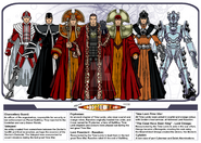 Doctor who characters 1 by time lord rassilon-d2qpzt4