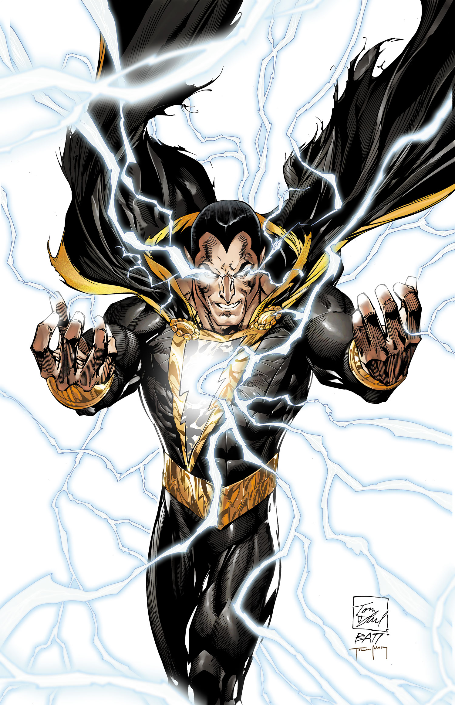 Electric manipulation - Heroes Wiki