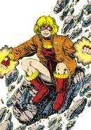 Terra of the Teen Titans