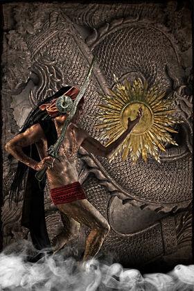 Bathala god