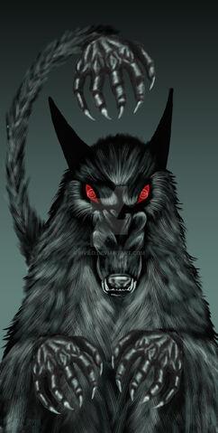 File:Ahuizotl aztec demon by pivilo-d5hu4fx.jpg