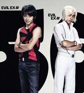 Evil Ex's 5 and 6 Scott Pilgrim