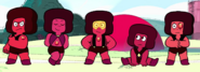 Ruby Squad Steven Universe