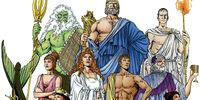 Greek Deity Physiology