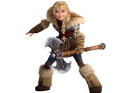 Astrid Hofferson Older How to Train Your Dragon