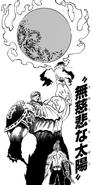 Escanor's Ability --Cruel Sun--