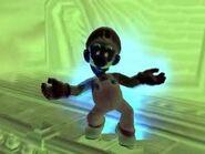 Luigi Negative Zone