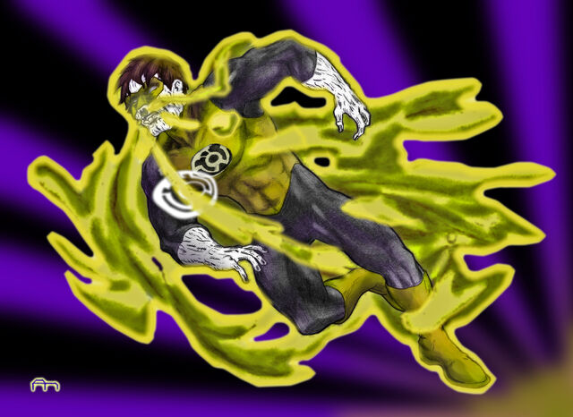 File:Yellow Lantern in Color by Ziggyman.jpg
