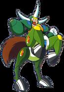 Centaur Man Megaman