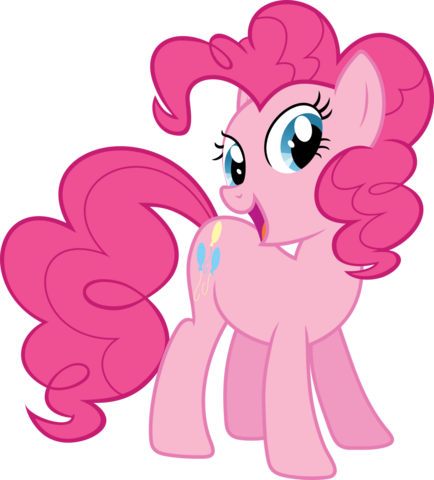File:Pinkie pie smiling by hawk9mm-d5086ef.png