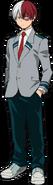 Shouto Todoroki My Hero Academia
