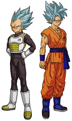 File:Super Saiyan God SS toriyama art.png