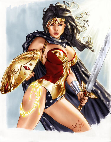 File:Wonder woman by penichet-d4g0o7l.jpg