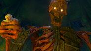 Gashadokuro Kubo and the Two Strings Skeleton