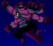 Humungosaur Four Arms Fusion Ben 10 Omni