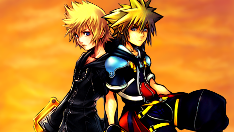 File:Roxas And Sora.png
