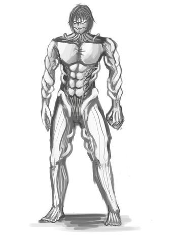 File:Eren armored titan mode by soulhollow-d67oiau.jpg