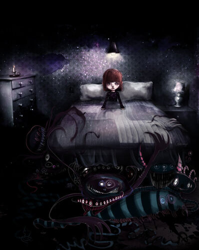 Monster under your bed
