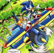 Tornado Sonic & Tails