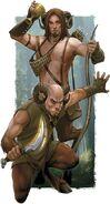 Faun&satyr