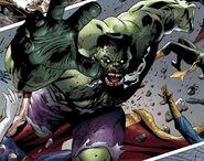 Hulk Zombie
